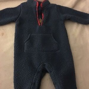 Gap baby jumpsuit